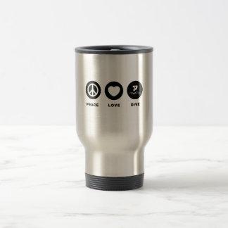 Diving Travel Mug