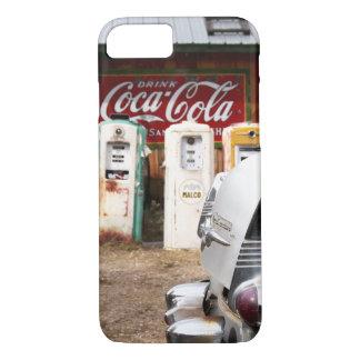 Dixon, New Mexico, United States. Vintage car iPhone 7 Case