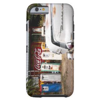 Dixon, New Mexico, United States. Vintage car Tough iPhone 6 Case
