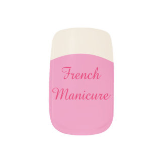 DIY ~ French Manicure Nail Art