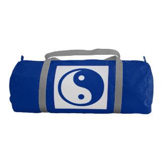 DIY Template 6 COLOR CHOICES both sides printable Gym Duffel Bag