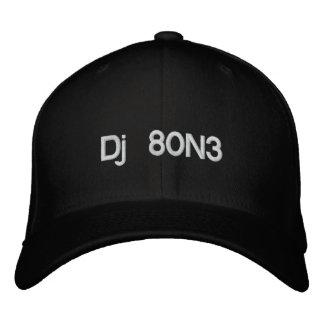 Dj 80N3 Embroidered Hat