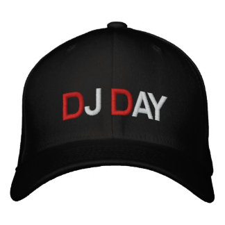DJ DAY Embroidered Hat