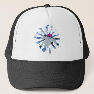 dj gorra trucker hat