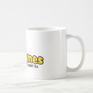 DJ James Logo Mug