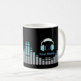 Dj musician mug personalised