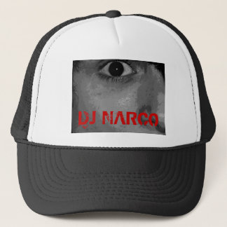 DJ Narco Trucker Cap
