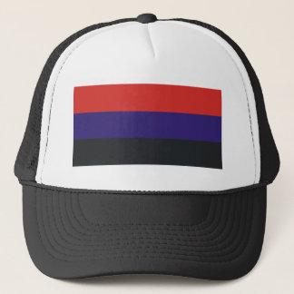 Dkr, Ukraine flag Trucker Hat