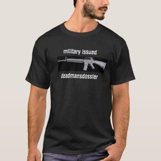 DMD issued M16 T-Shirt
