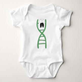 DNA Strand Baby Bodysuit