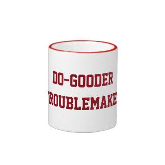 Do-Gooder Troublemaker Mug