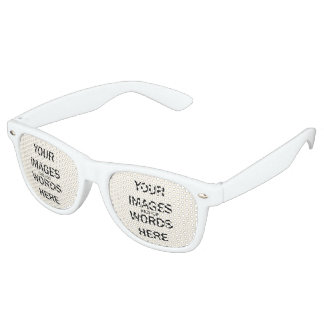 Do It Yourself - Adult Retro Party Shades Glasses