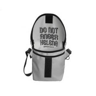 Do Not Anger Helena Commuter Bag