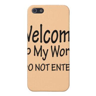 Do Not Enter iPhone 5 Case