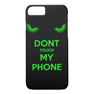 do not touch iPhone 7 case