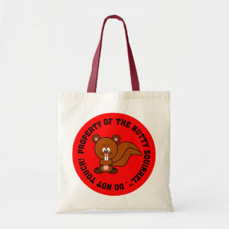 Do not touch my property2 budget tote bag