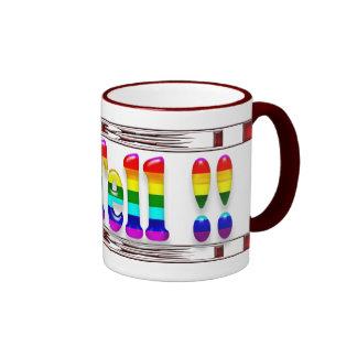 Do Tell Ringer Mug