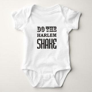 Do the Harlem Shake Baby Bodysuit