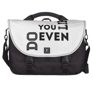 Do you even lift bag for laptop
