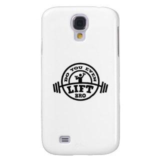 Do You Even Lift Bro? Galaxy S4 Case