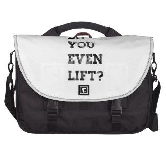 Do you even lift computer bag