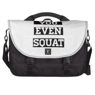 Do You Even Squat Bag For Laptop