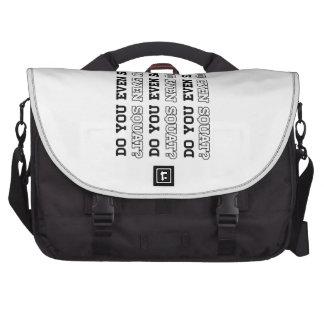 Do You Even Squat Laptop Bag
