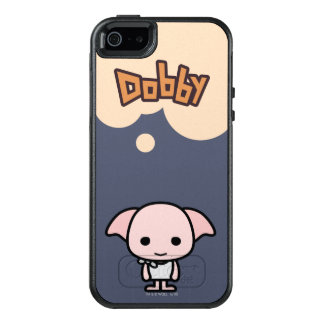 Dobby Cartoon Character Art OtterBox iPhone 5/5s/SE Case