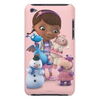 Doc McStuffins and Her Animal Friends Barely There iPod Case