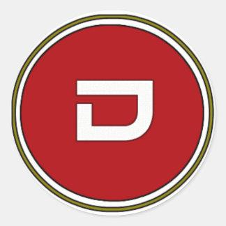 DOCK Surfboards Sticker