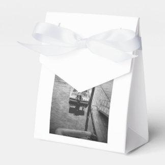 """Dockside"" Boothbay Harbor Maine Tent Favor Box"