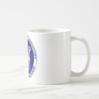 Doctor Geek's Laboratory Logo Basic White Mug