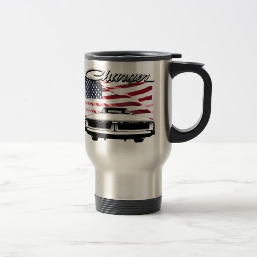 Dodge Charger Cup Mugs