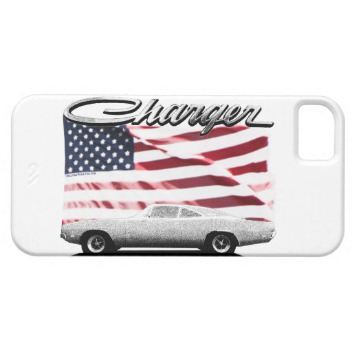 Dodge Charger Muscle Car iPhone 5 Case