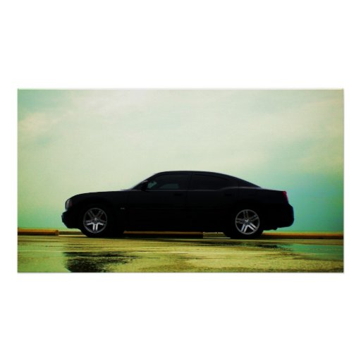 Dodge Charger Print
