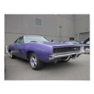 Dodge Charger Poster