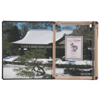 DODOcase - Japan House in the Snow, Philadelphia