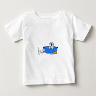 Dog Bath Baby T-Shirt