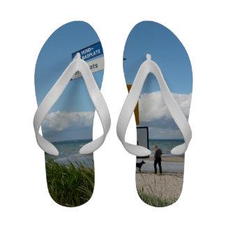 Dog Beach in Raa Sweden Sandals