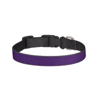 Dog Collar - Purple Chic
