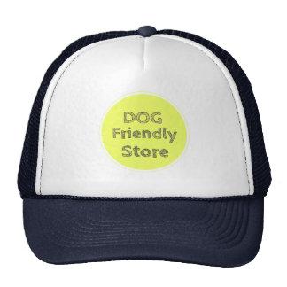 Dog Friendly Store Cap