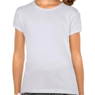 Dog Girls' Bella Fitted Babydoll T-Shirt