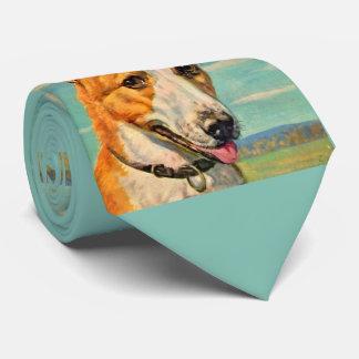dog handsome dog tie