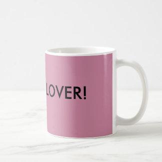 Dog Lover! Basic White Mug