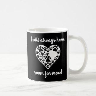 Dog Lover's Coffee Cup Basic White Mug