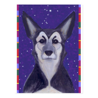 Dog Star Postcard