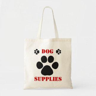 Dog Supplies Tote Bag