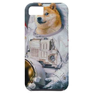 Doge astronaut-doge-shibe-doge dog-cute doge iPhone 5 case