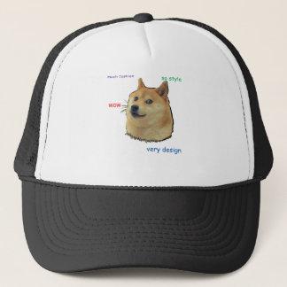 Doge.  So Shibe Trucker Hat