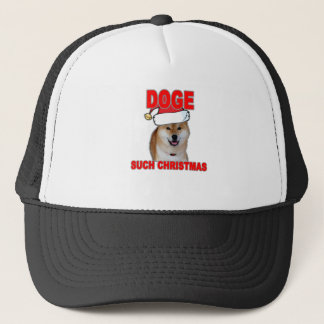 Doge Such Christmas Tee Shirts H.png Trucker Hat